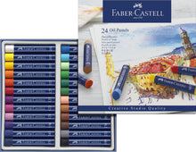 Load image into Gallery viewer, Faber-Castell <br> Studio Oil Pastel