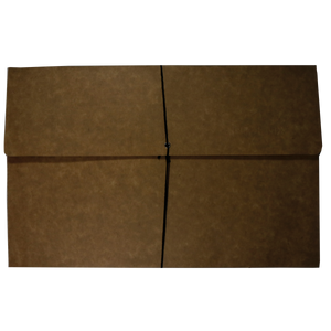 Brown Envelope with String ( Long )