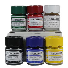 Load image into Gallery viewer, Colleen <br> Poster Color Paint Set, <br> 12 ml