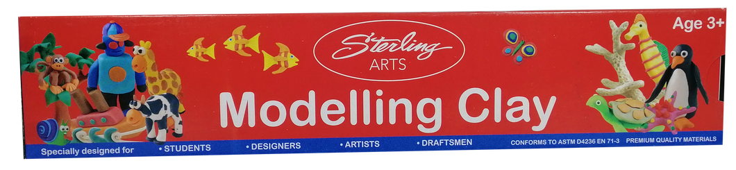 Sterling <br> Modelling Clay 180g
