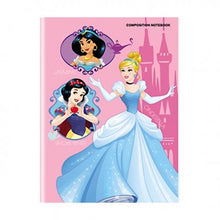 Load image into Gallery viewer, Orions <br> Composition Notebook, DISNEY PRINCESS <br> 5.8X7.8 inches 80 leaves