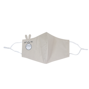 Washable Face Mask <br> Cotton & Polyester Material 24x13CM