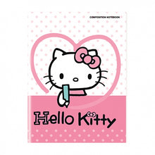 Load image into Gallery viewer, Orions <br> Composition Notebook, HELLO KITTY <br> 5.8X7.8 inches 80 leaves