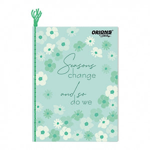 Orions <br> Yarn-bound Notebook, F QUOTES <br> 5.8X7.8 inches 80 leaves