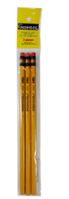 Load image into Gallery viewer, Mongol <br> Pencil, Pack of 3