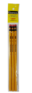 Mongol <br> Pencil, Pack of 3