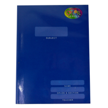 Load image into Gallery viewer, Advance <br> Composition Notebook, COLOR CODING <br> 6X8.5 Inches, With Plastic Cover <br> 80 Leaves