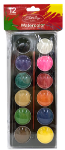 Sterling <br> Water Color Paint Set