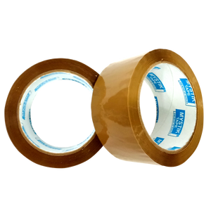 Mystik <br> Tan (Color) Packaging Tape  48mm x 80M