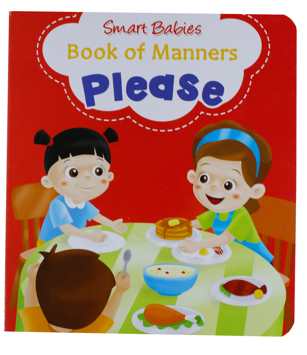 Smart Babies <br> Book of Manners ( Please )