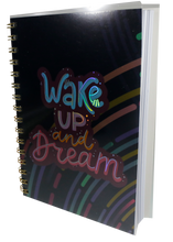 Load image into Gallery viewer, A5 Notebook Journal PVC Cover