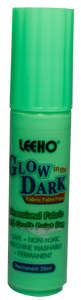 Leeho <br> Glow in the Dark Fabric Paint 20ml