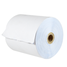 Load image into Gallery viewer, POS Carbonless Paper Roll, <br> 2- Ply, 90ft, White