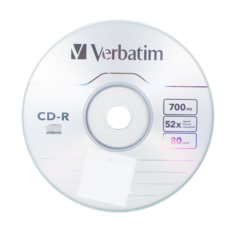 Verbatim <br> CD-R Spindle