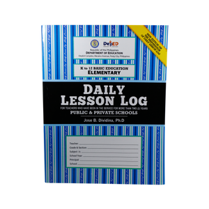 Daily Lesson Log <br> K-12 Elementary