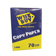 Load image into Gallery viewer, Wise Buy <br> Copy Paper 70 gsm