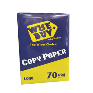 Wise Buy <br> Copy Paper 70 gsm