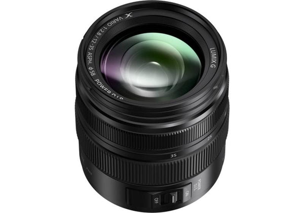 Panasonic Lumix G X Vario 12-35mm f/2.8 II ASPH. POWER O.I.S. Lens