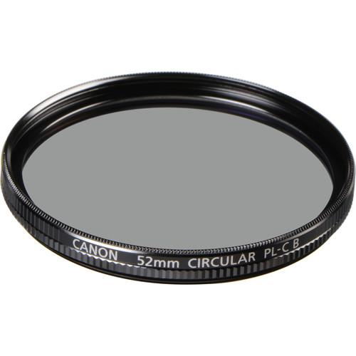 Canon 58mm Circular Polarising Filter