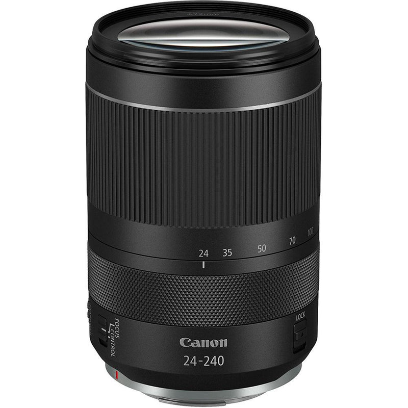 Canon RF 24-240mm f/4-6.3 IS USM Lens