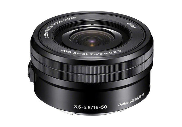 Sony 16-50mm F3.5-5.6 E-mount Lens (SELP1650)