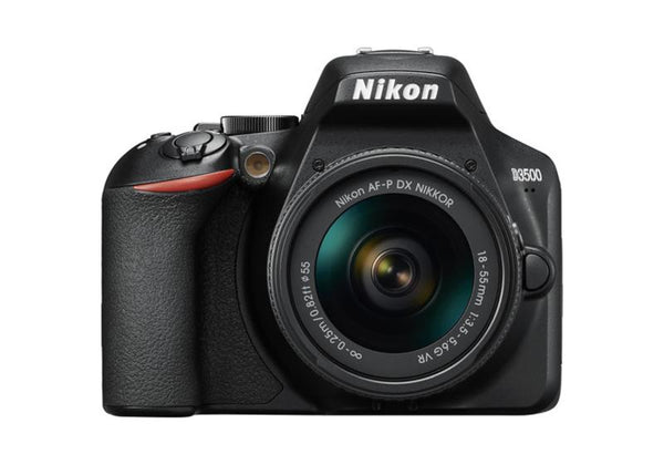 Nikon D3500 Kit with AF-P 18-55mm VR Lens Kit