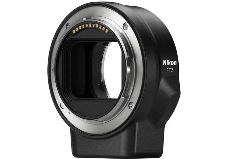 Nikon Z6 with NIKKOR Z 24-70mm f/4 S With FTZ Mount Adapter