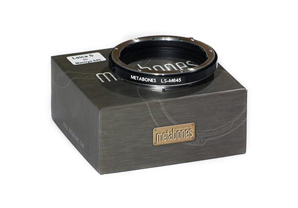 Metabones Mamiya 645 to Leica S Adapter