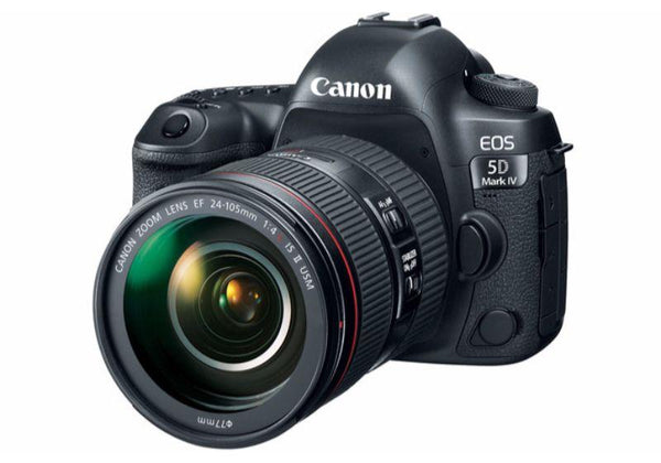 Canon EOS 5D Mark IV with 24-105mm f/4L II Lens