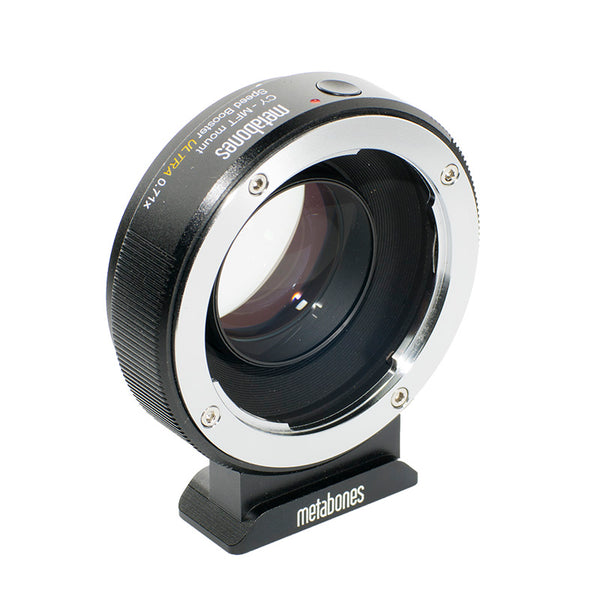 Metabones Contax Yashica Lens to Micro Four Thirds Speed Booster ULTRA 0.71x