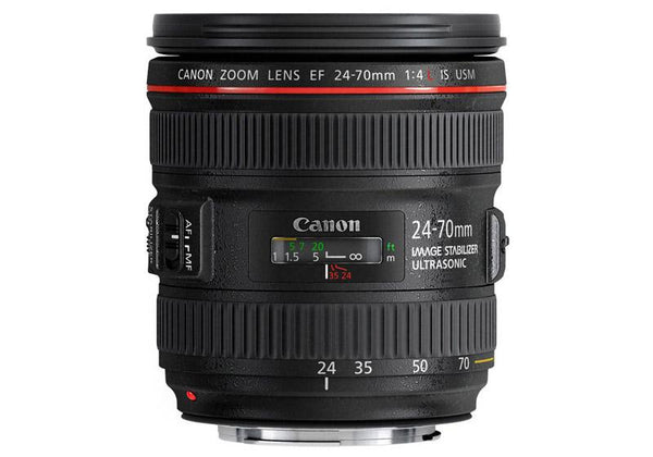 Canon EF 24-70mm f/4 L IS USM (white box)
