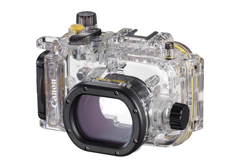 Waterproof Case WP-DC51 for PowerShot S120