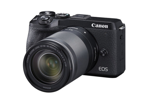 Canon EOS M6 II with EF-M 18-150mm f/3.5-6.3 IS STM