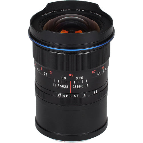 Venus Optics Laowa 12mm f/2.8 Zero-D Lens for Canon RF