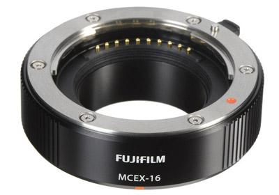 Fujifilm MCEX-16 16mm Extension Tube for X-Mount