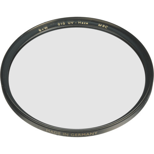 B+W 72mm UV MRC filter