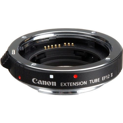 Canon Extension Tube EF12 II for Macro Close-Up