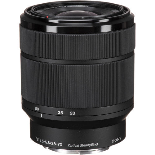 Sony FE 28-70mm F3.5-5.6 OSS Lens (White Box)