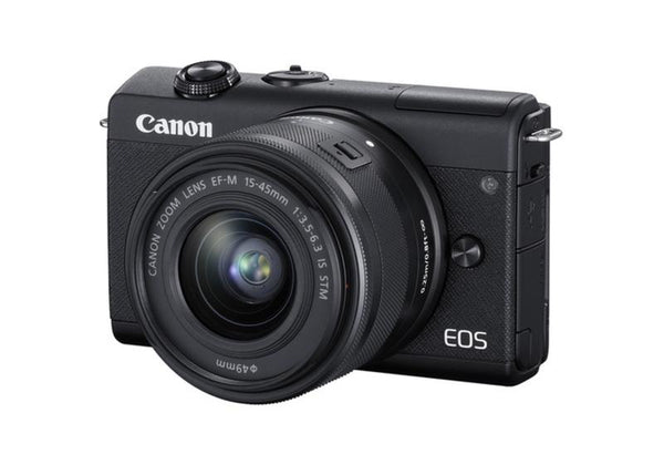 Canon EOS M200 With 15-45mm Lens