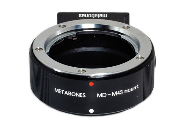 Metabones Minolta MD to M4/3 Adapter (Black Matt)