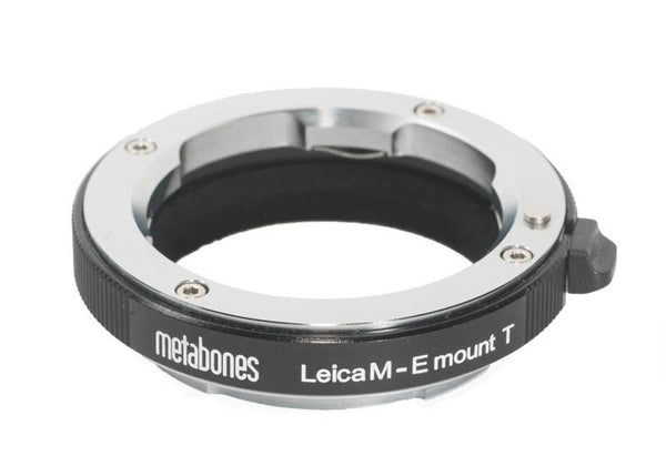 Metabones Leica M to E-mount Adapter T (Black Matt)