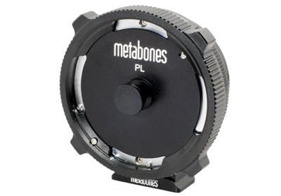 Metabones PL to E-mount adapter (Black Matt)