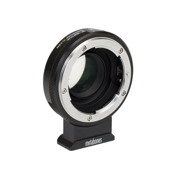 Metabones Nikon G Lens to BMPCC4K Speed Booster XL 0.64x