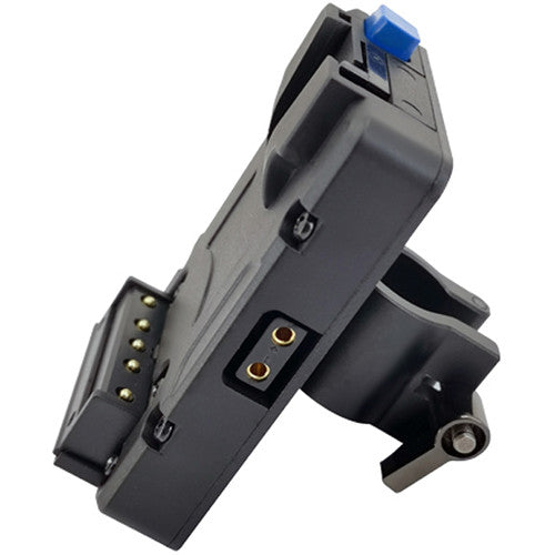 Fxlion V-Mount Battery Plate with Mounting Clamp for Nano One and Nano Two