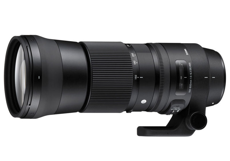 Sigma 150-600mm f/5-6.3 DG OS HSM Contemporary