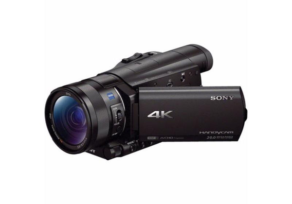 Sony FDR-AX100E 4K Video Camera Recorder