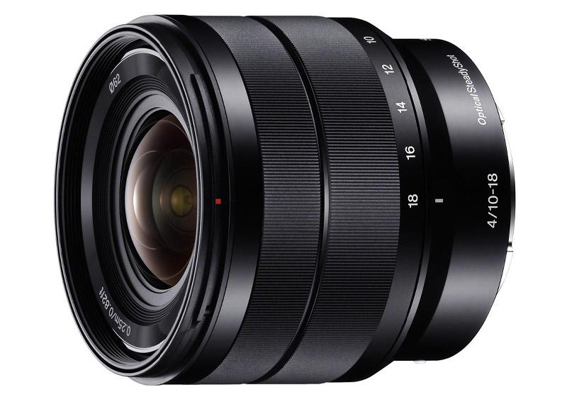 Sony 10-18mm F4 E-mount Lens (SEL1018)