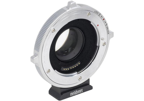 Metabones Canon EF to Micro Four Thirds T II Speed Booster XL 0.64x (Black Matt)