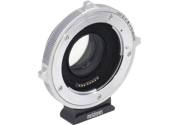 Metabones Canon EF to MicroFourThirds T CINE Speed Booster ULTRA 0.71x