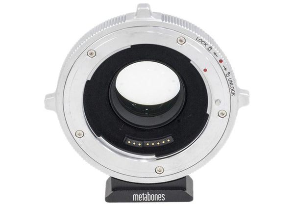 Metabones Canon EF to MicroFourThirds T CINE Speed Booster XL 0.64x